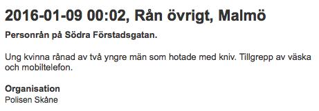 ranades-Malmo