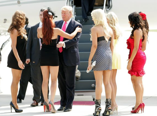 why-ladies like-donald-trump