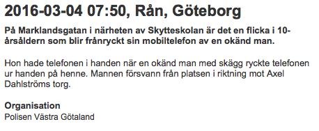 personran-goteborg